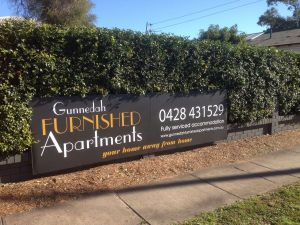 Gunnedah Furnished Apartments - Accommodation Broken Hill