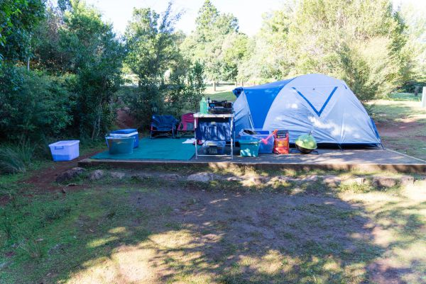 Lamington National Park Camping Ground - Accommodation Broken Hill