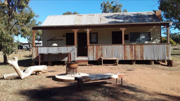 Selby Organic Farm Stay - Accommodation Broken Hill