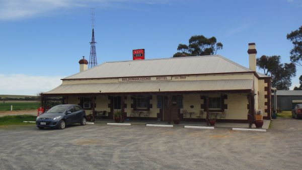 Wildongoleechie Hotel - Accommodation Broken Hill