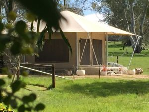 Boongarrie Luxury Tent - Accommodation Broken Hill