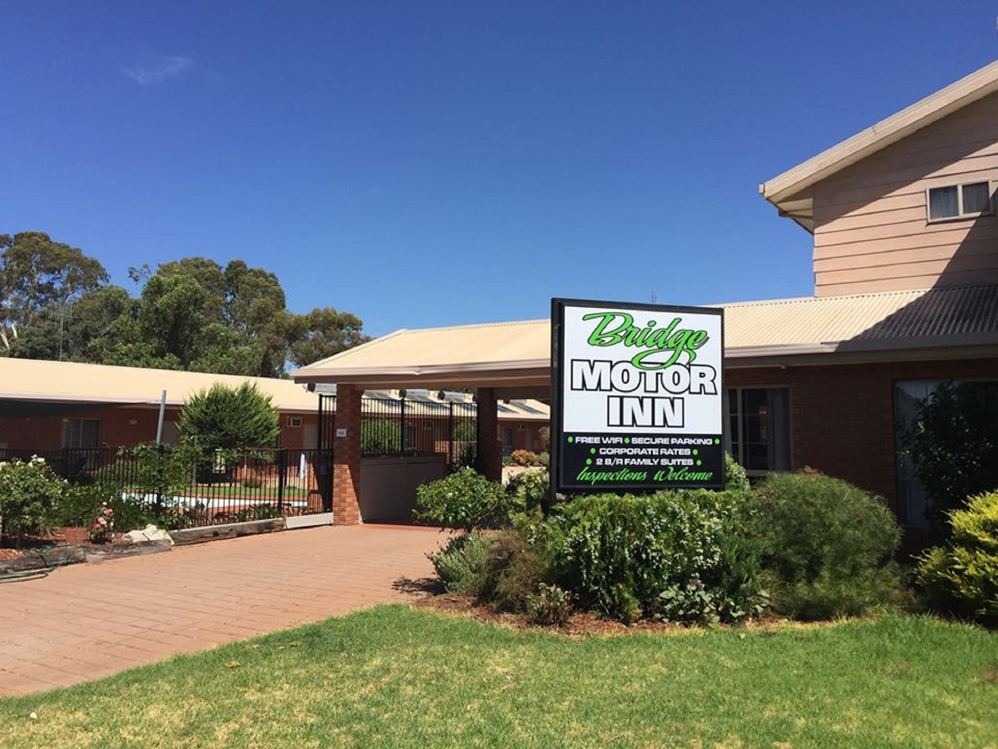 Bridge Motor Inn - Accommodation Broken Hill