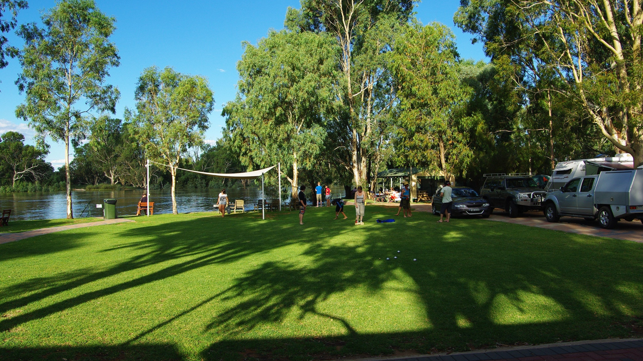 Big4 Blanchetown Riverside Holiday Park - Accommodation Broken Hill
