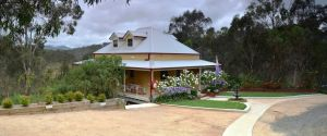 Tanwarra Lodge Bed and Breakfast - Accommodation Broken Hill