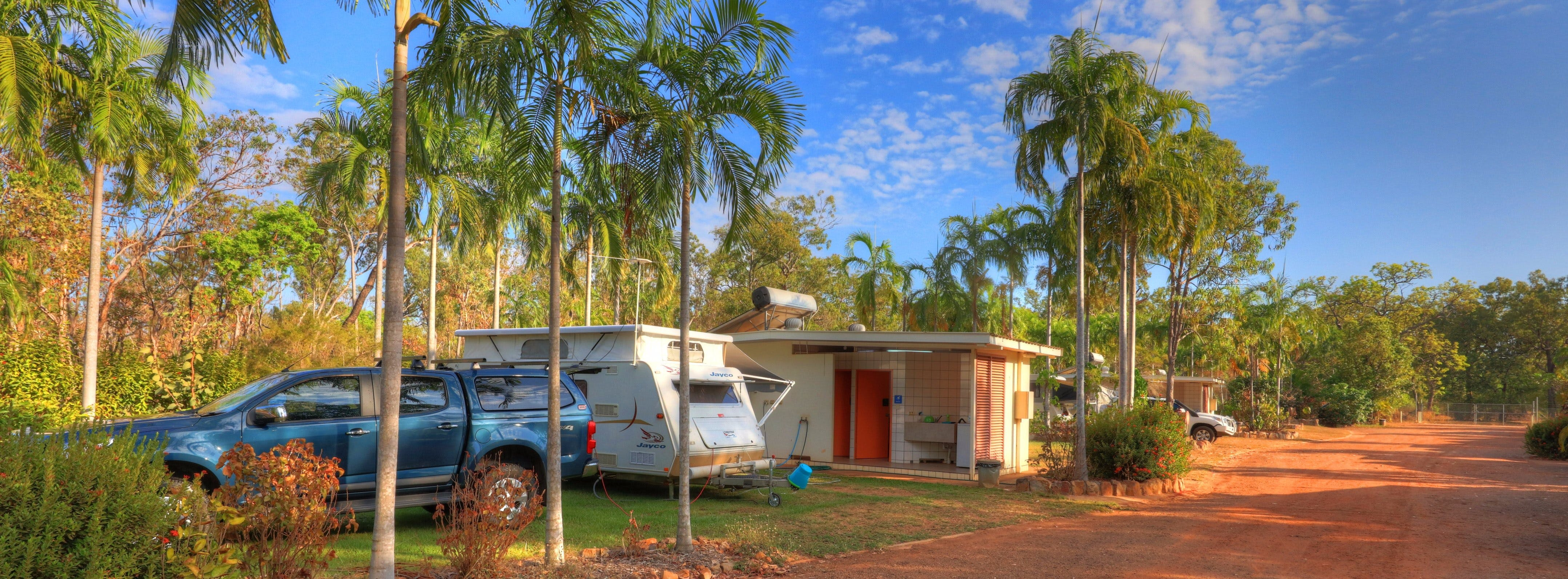 Batchelor Holiday Park - Accommodation Broken Hill