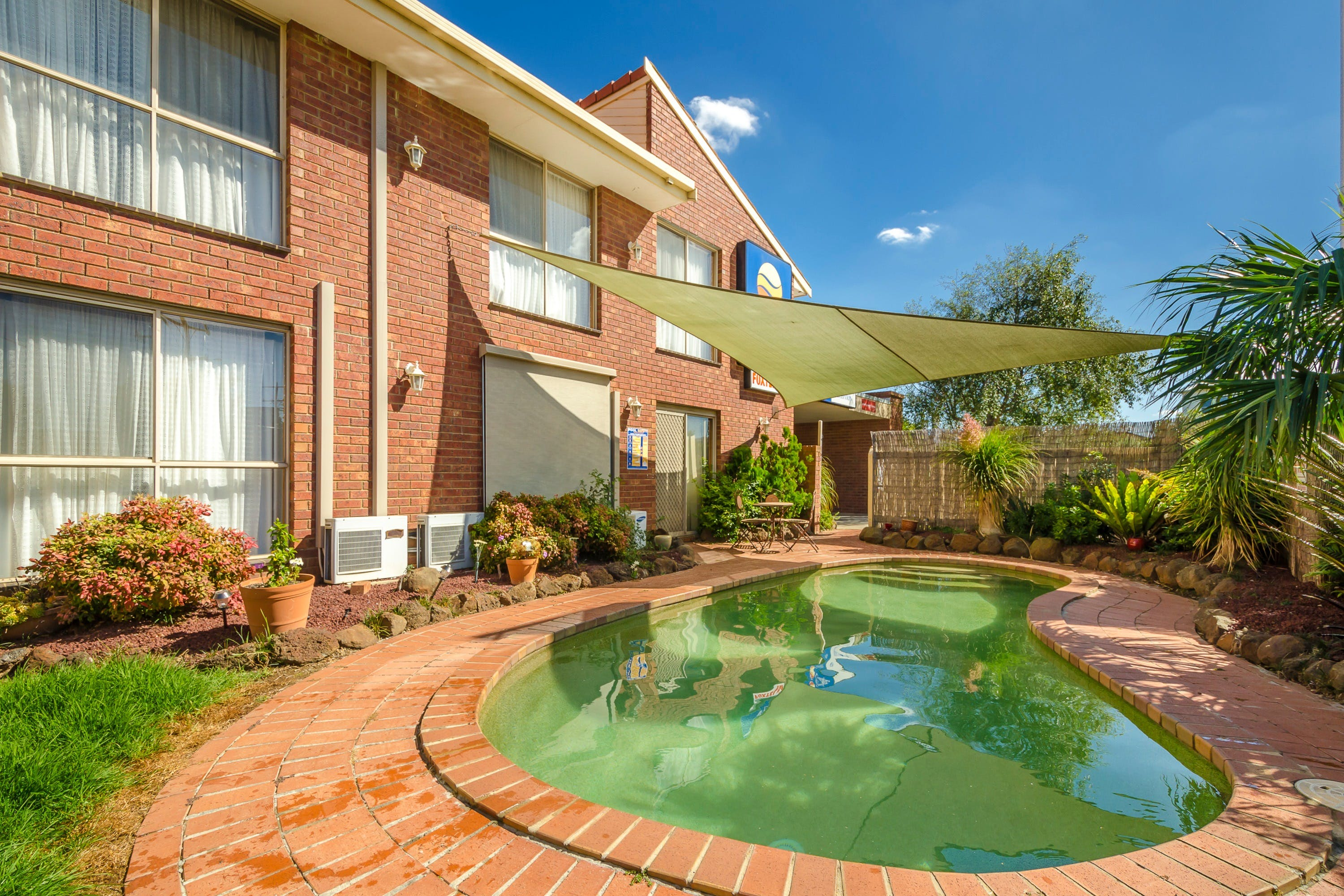 Werribee Motel  Apartments - Accommodation Broken Hill