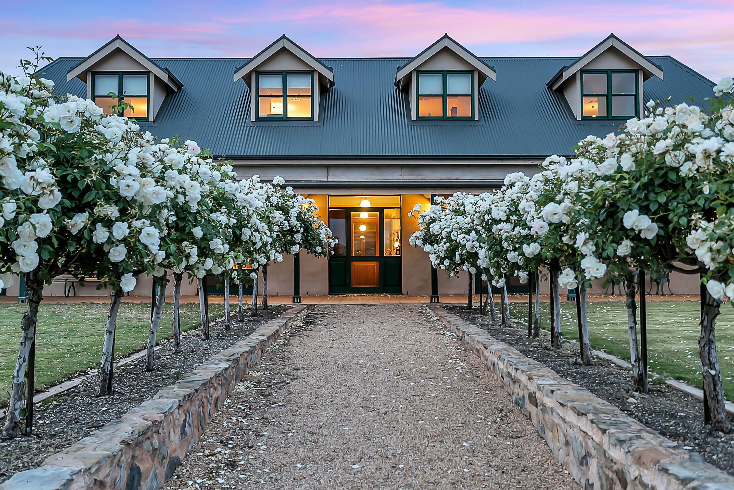 Abbotsford Country House - Accommodation Broken Hill