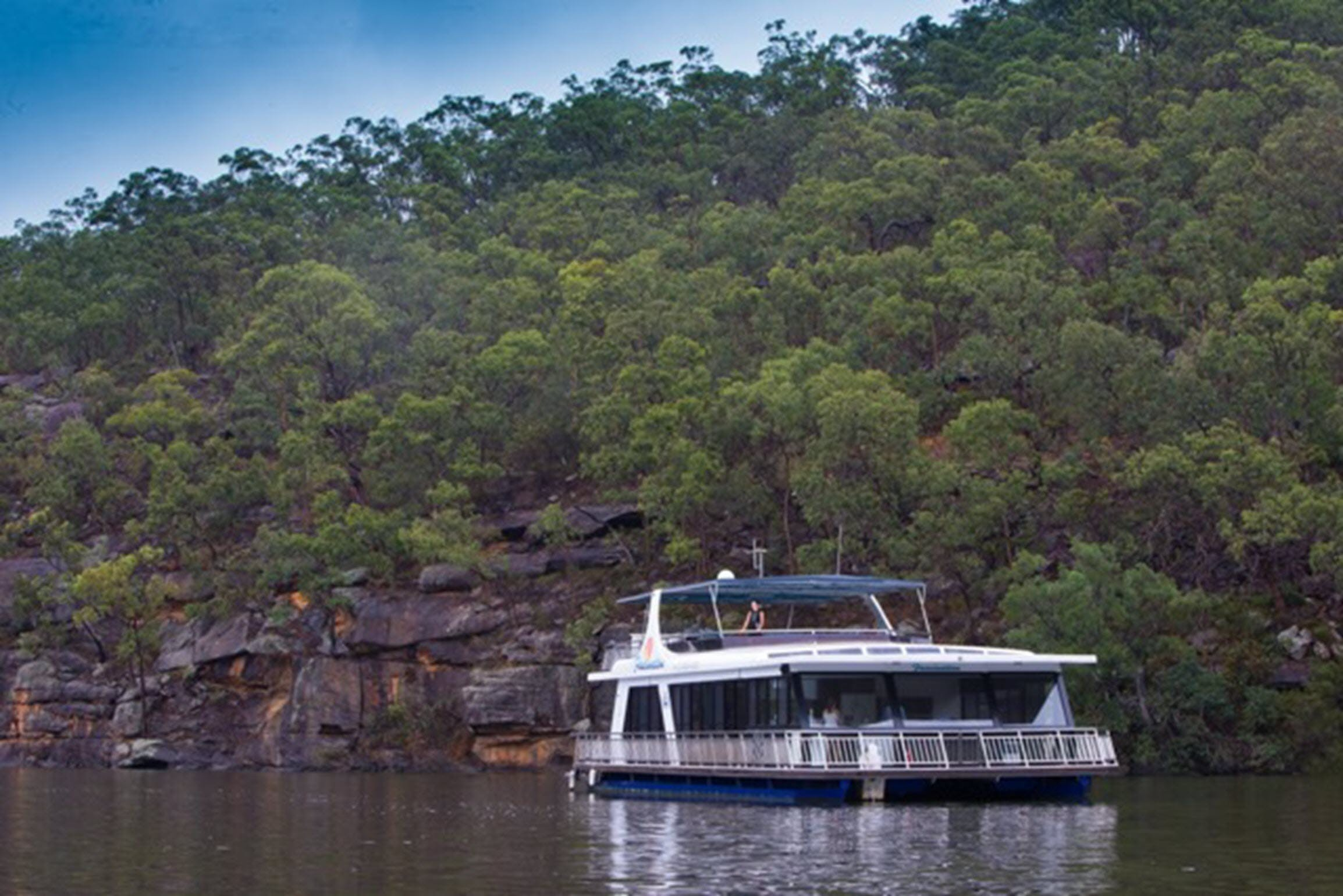 Able Hawkesbury River Houseboats - Kayaks and Dayboats - Accommodation Broken Hill