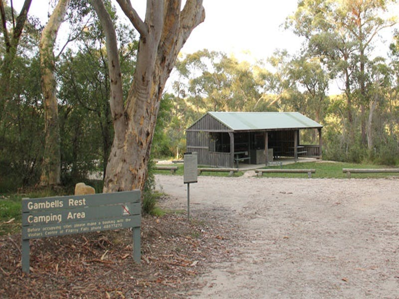 Gambells Rest campground - Accommodation Broken Hill