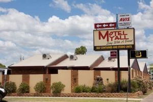 Motel Myall - Accommodation Broken Hill