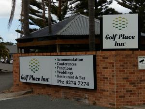 Golf Place Inn - Accommodation Broken Hill