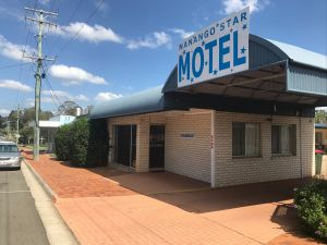 Nanango Star Motel - Accommodation Broken Hill