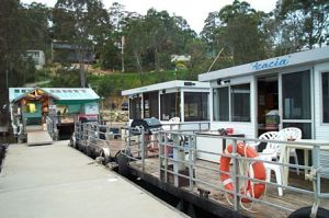 Clyde River Houseboats - Accommodation Broken Hill