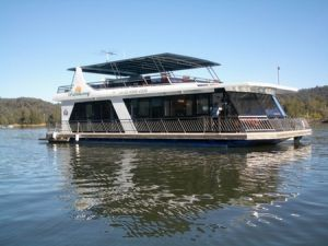 Able Hawkesbury River Houseboats - Accommodation Broken Hill