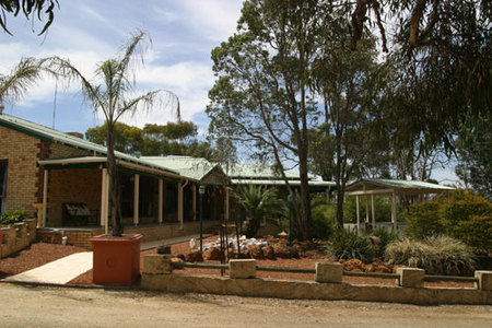 Black Wattle Retreat Bed  Breakfast - Accommodation Broken Hill