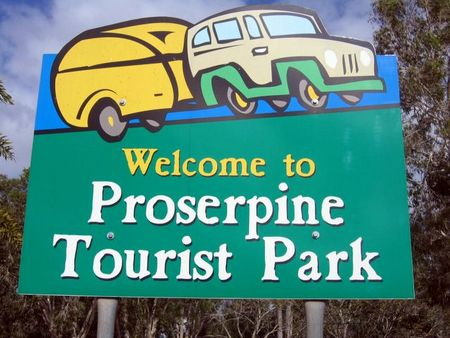 Proserpine Tourist Park - Accommodation Broken Hill