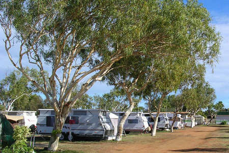 Coral Coast Tourist Park - Accommodation Broken Hill