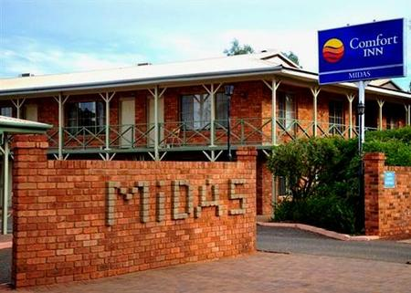 Comfort Inn Midas - Accommodation Broken Hill