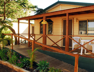 Wintersun Caravan  Tourist Park - Accommodation Broken Hill