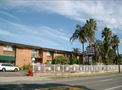 Adamstown Motor Inn - Accommodation Broken Hill