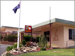 Gold Panner Motor Inn - Accommodation Broken Hill