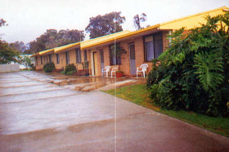 Clovelly Holiday Units - Accommodation Broken Hill