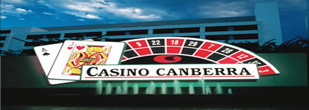 Casino Canberra - Accommodation Broken Hill