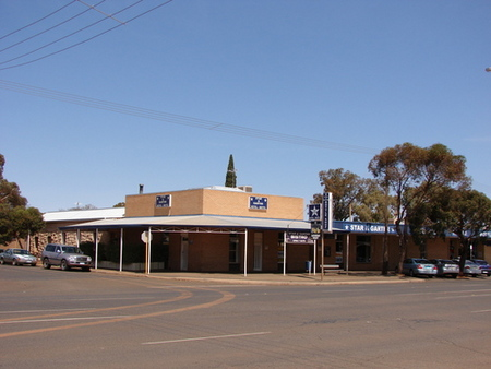 Star and Garter - Accommodation Broken Hill