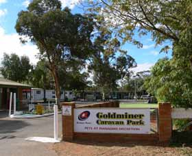 Goldminer Tourist Caravan Park - Accommodation Broken Hill