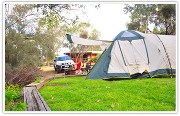 Toodyay Caravan Park - Accommodation Broken Hill