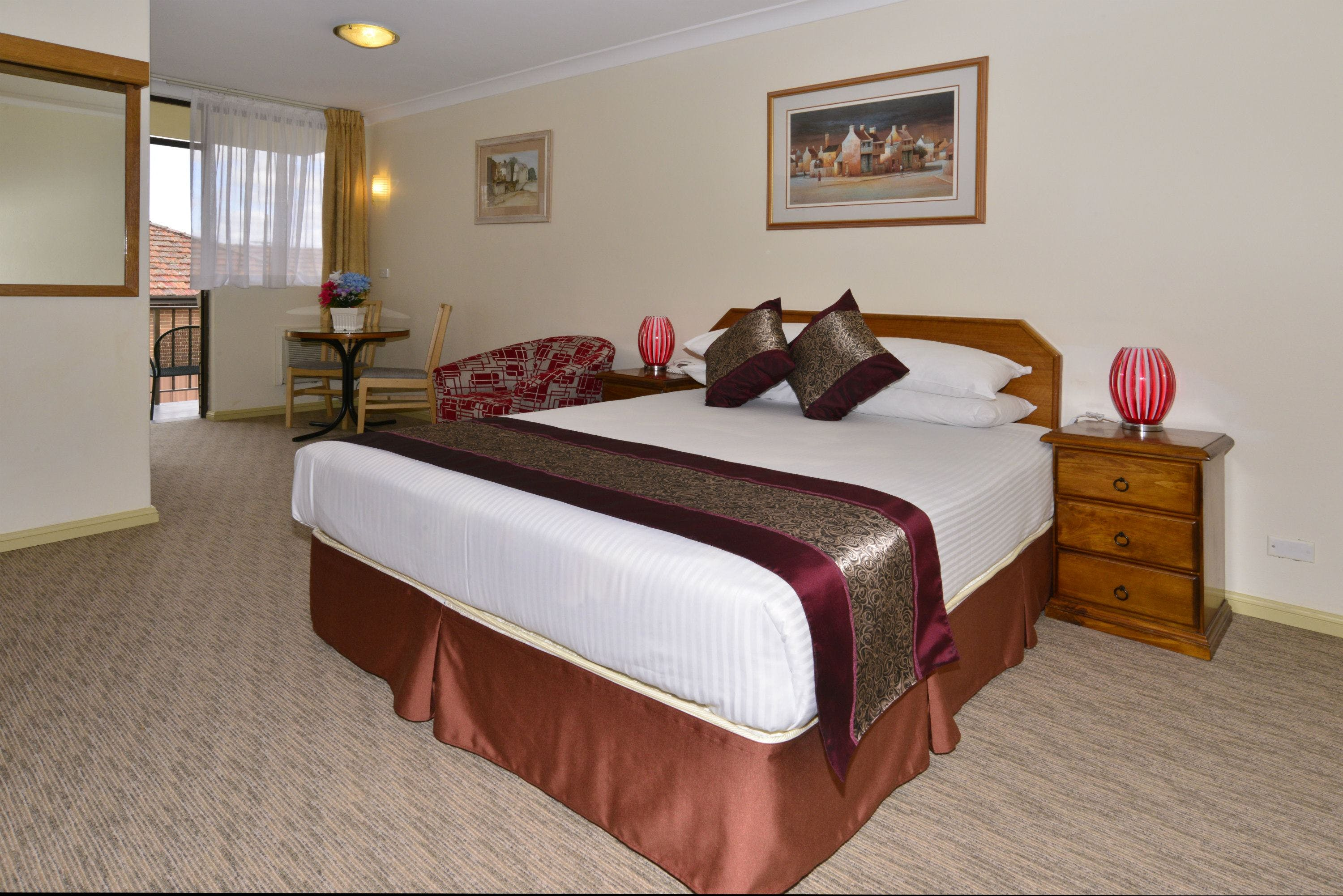 Metro Inn Ryde - Accommodation Broken Hill