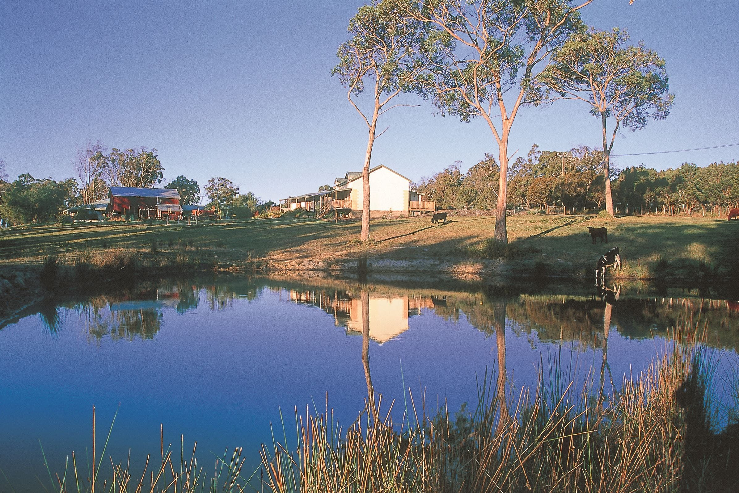 Platypus Park Country Retreat - Accommodation Broken Hill