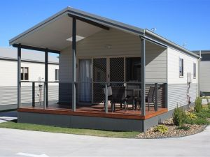 Bowlo Holiday Cabins - Accommodation Broken Hill
