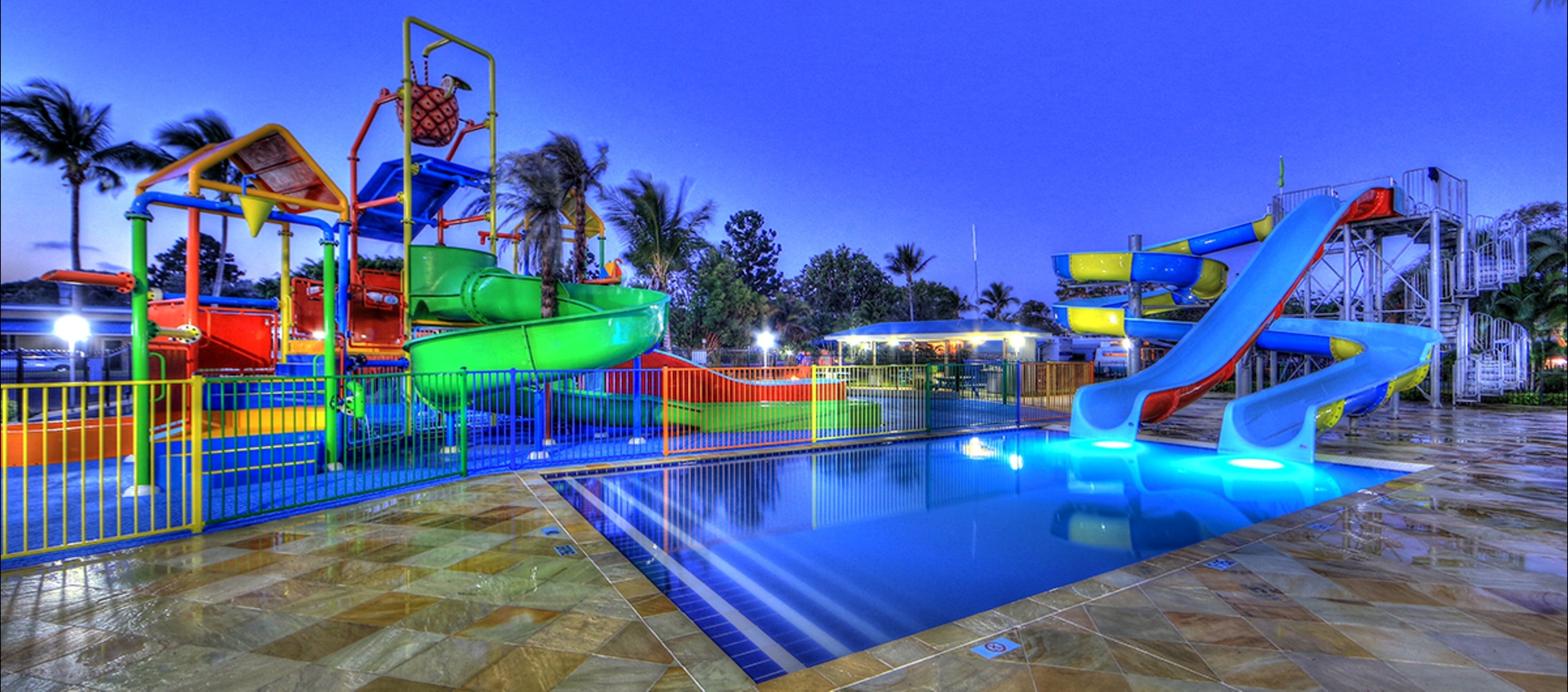 Discovery Parks - Coolwaters Yeppoon - Accommodation Broken Hill