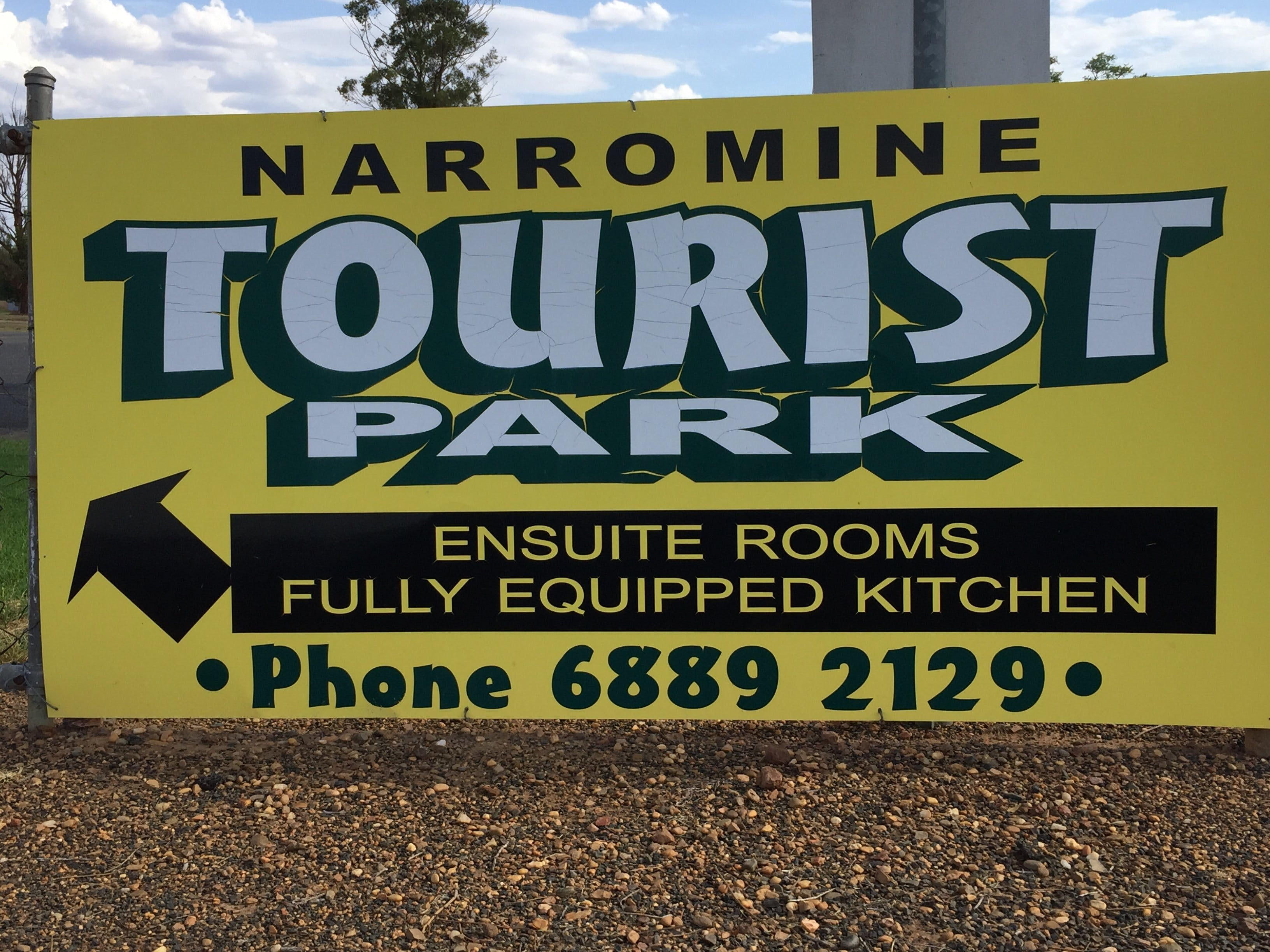 Narromine Tourist Park and Motel - Accommodation Broken Hill