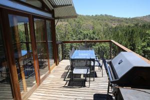 The Eco Lodge - Cox's River Rest - Accommodation Broken Hill