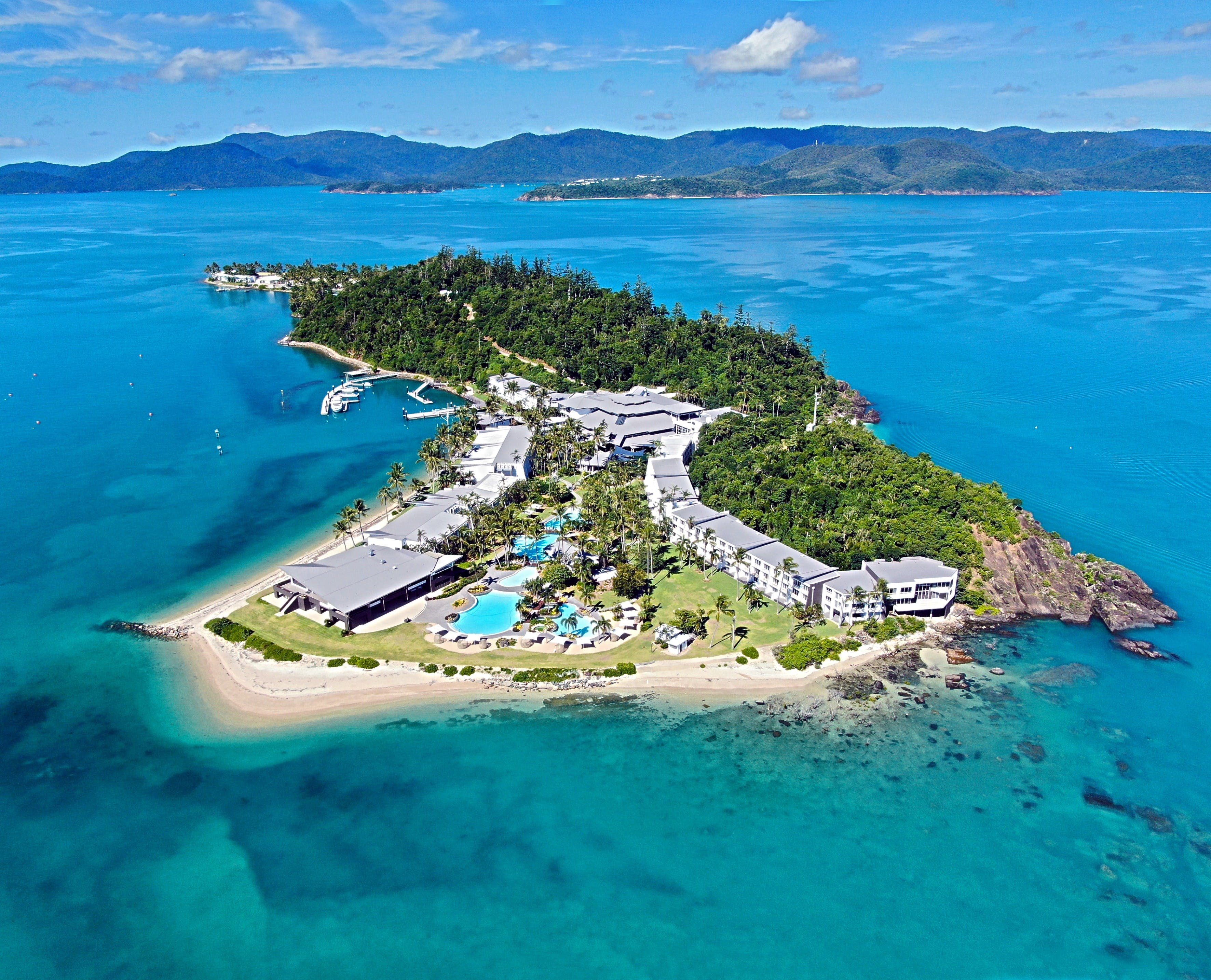 Daydream Island Resort and Living Reef - Accommodation Broken Hill