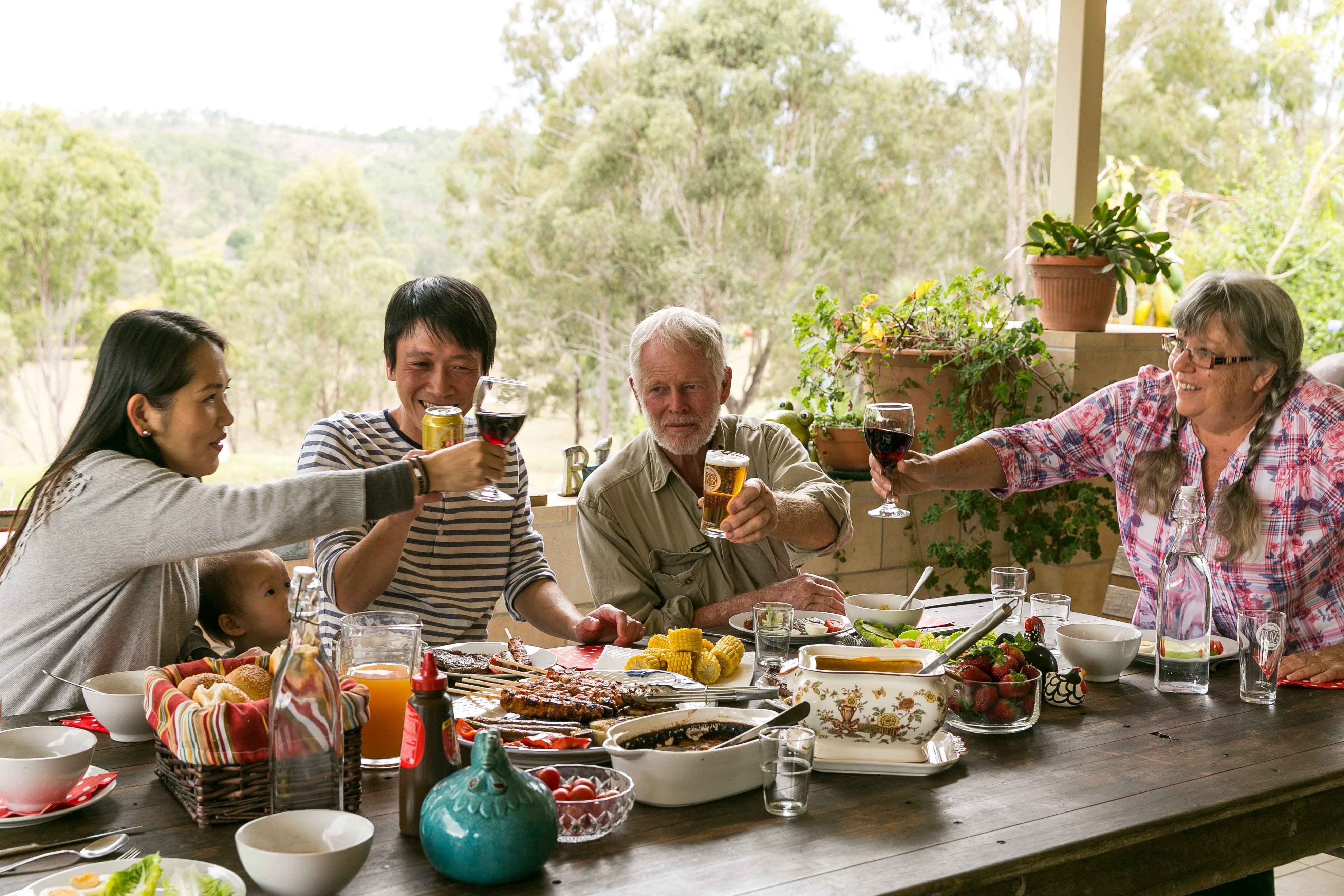 Downunder Farmstays Brisbane Gold Coast and Cairns - Accommodation Broken Hill
