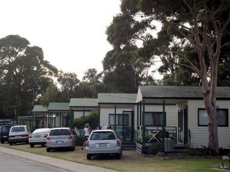 Bairnsdale Holiday Park - Accommodation Broken Hill