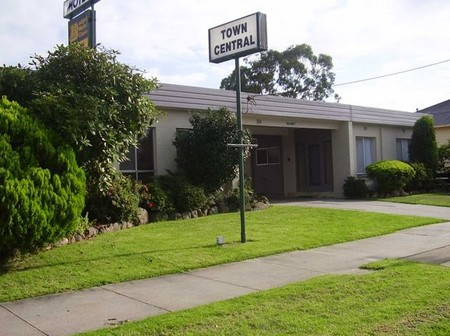 Bairnsdale Town Central Motel - Accommodation Broken Hill