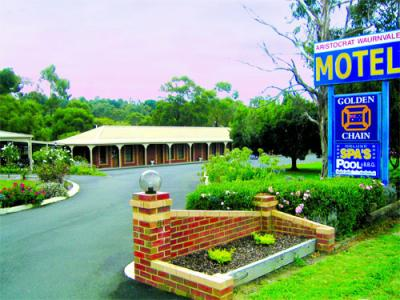 Aristocrat Waurnvale Motel - Accommodation Broken Hill