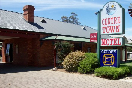 Centretown Motel Nagambie - Accommodation Broken Hill