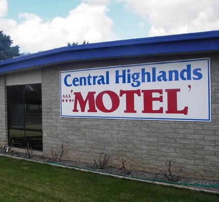 Central Highlands Motor Inn - Accommodation Broken Hill
