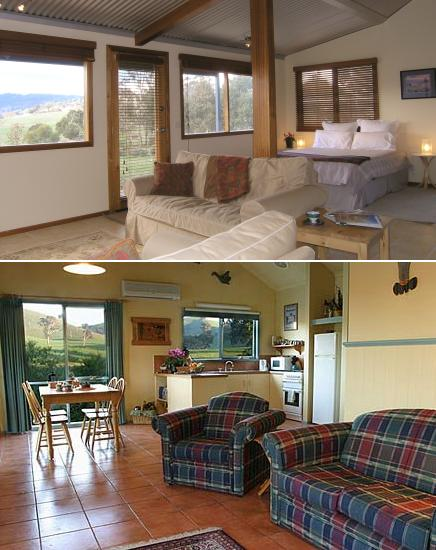 Athlone Country Cottages - Accommodation Broken Hill
