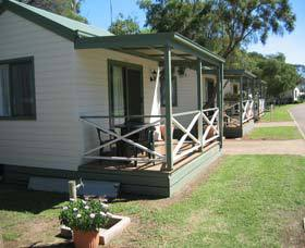 Stratford On The River Tourist Park - Accommodation Broken Hill