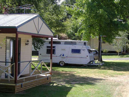 Yackandandah Holiday Park - Accommodation Broken Hill