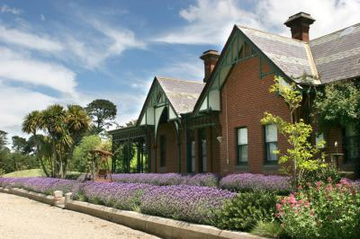 The Grange at Cleveland Winery - Accommodation Broken Hill