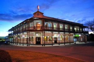 Grand Terminus Hotel - Accommodation Broken Hill