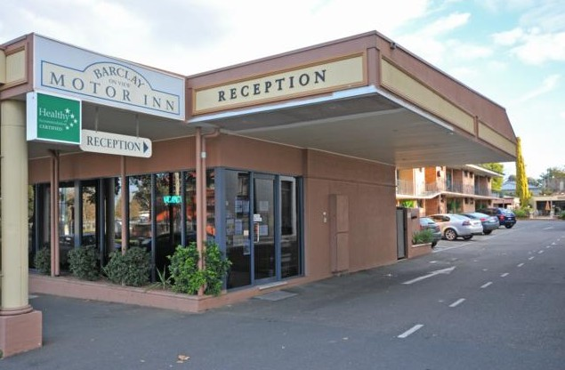 Barclay On View Motor Inn - Accommodation Broken Hill
