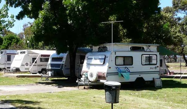 Avondel Caravan Park - Accommodation Broken Hill